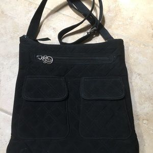 Handbags - Vera Bradley black